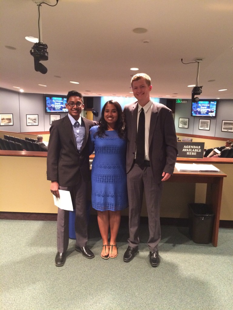 City Commission Meeting 8-15-16